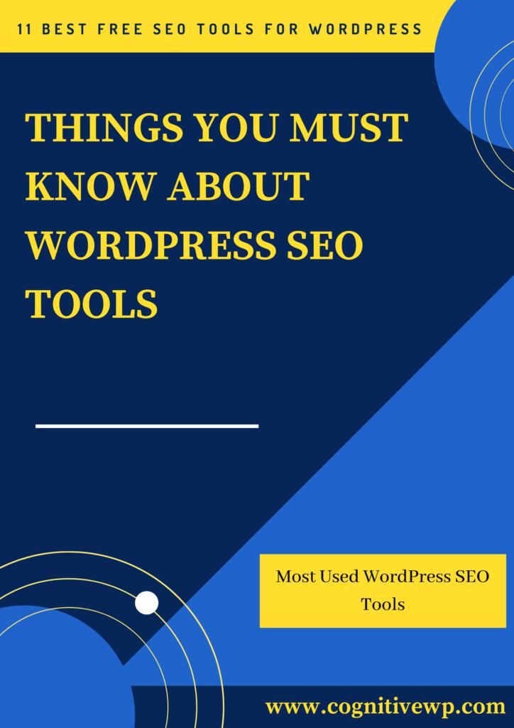 free seo wordpress tools
