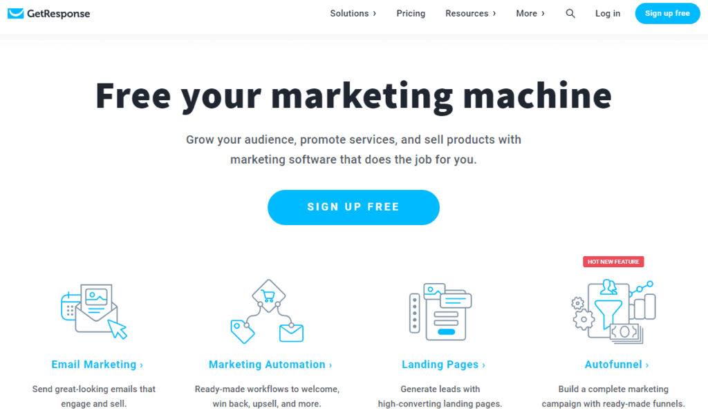 automation email marketing service