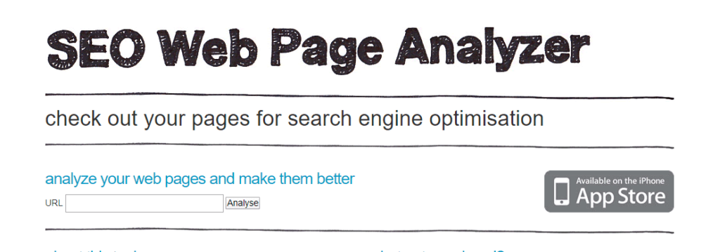 best free seo tools for bloggers