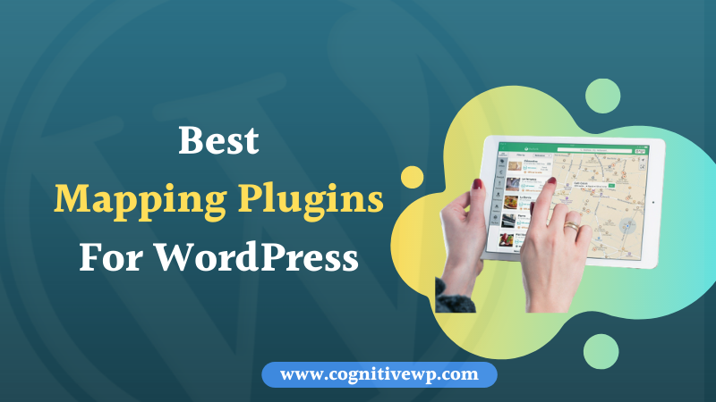 mapping plugins for WordPress